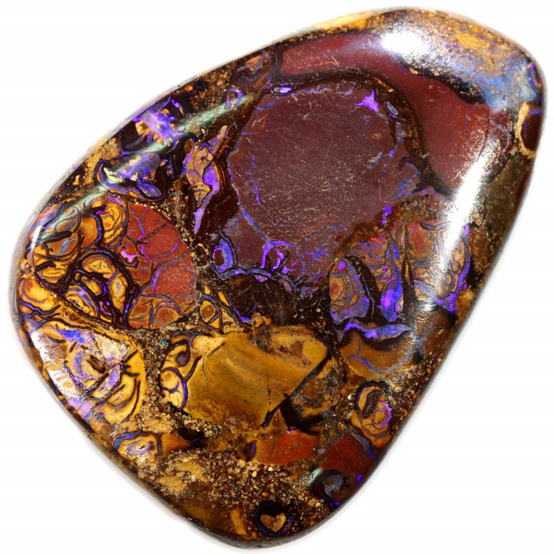 47.05 CTS YOWAH WELL POLISHED [BMA4576]