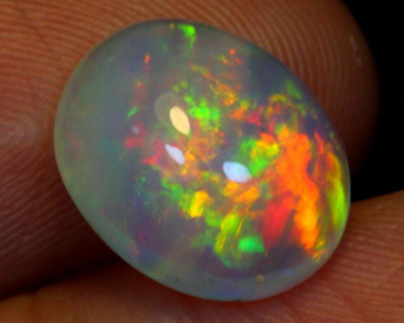 Black Friday 2.91ct Ethiopian Welo Solid Opal