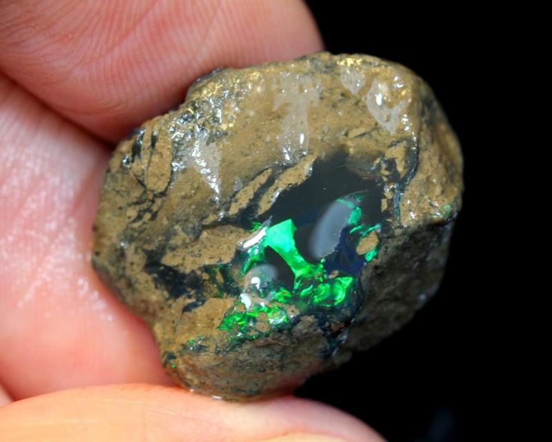 22ct Ethiopian Crystal Rough Specimen Rough 05