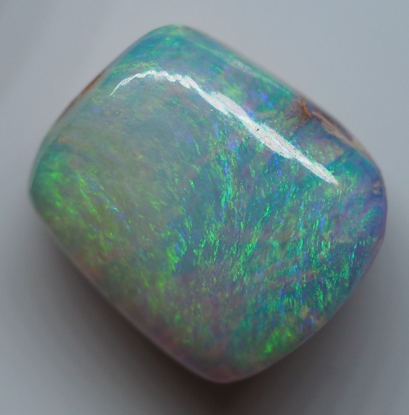 2.40CT VIEW  WOOD REPLACEMENT BOULDER OPAL ZI54