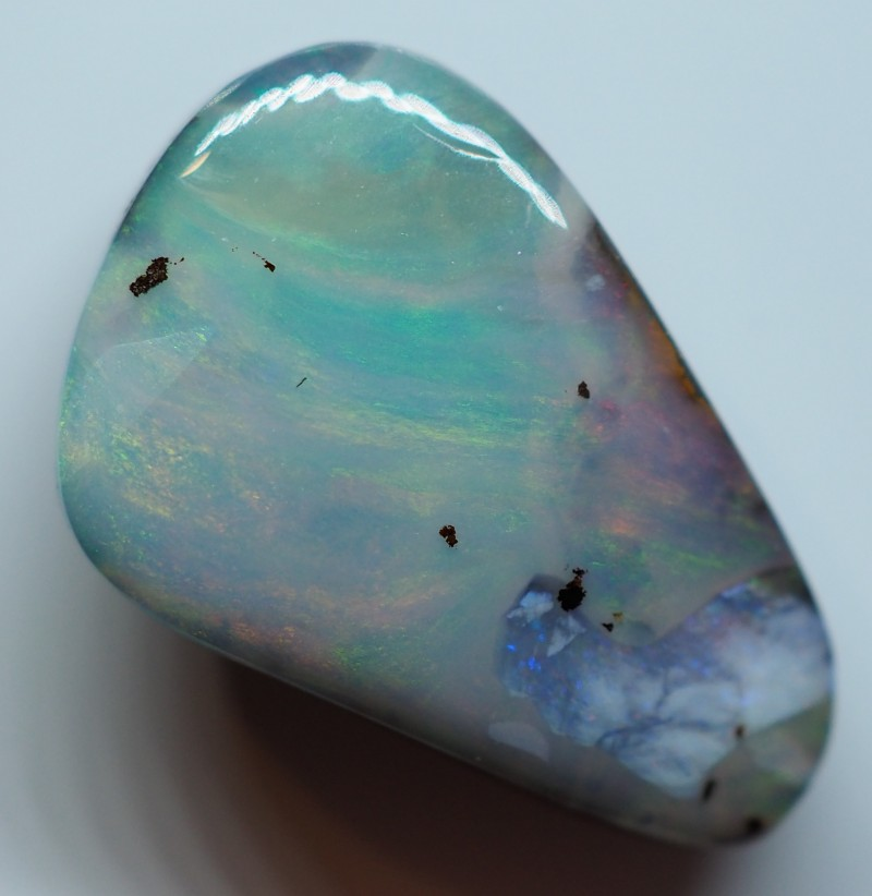 4.65CT QUEENSLAND BOULDER OPAL ZI86