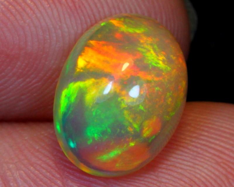 2.04ct Ethiopian Welo Solid Opal