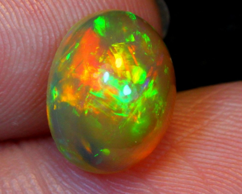 Black Friday 2.13ct Ethiopian Welo Solid Opal