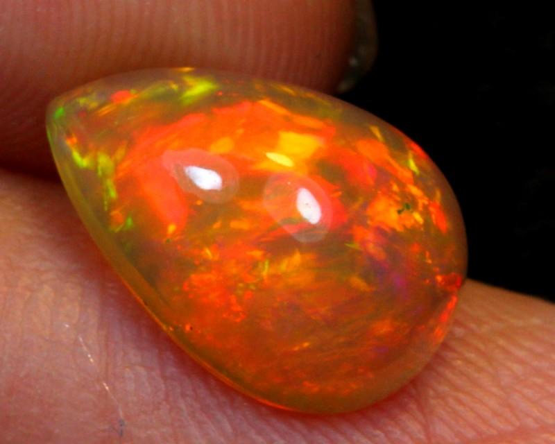 2.02ct Ethiopian Welo Solid Opal