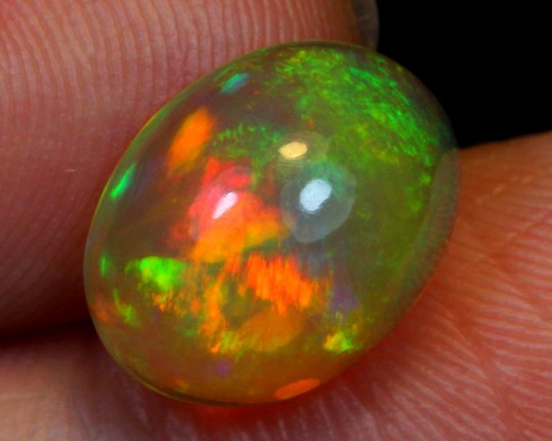 1.94ct Ethiopian Welo Solid Opal