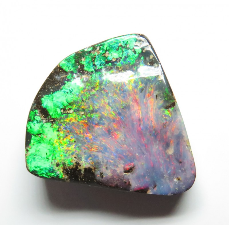 24.57ct Queensland Boulder Opal Stone