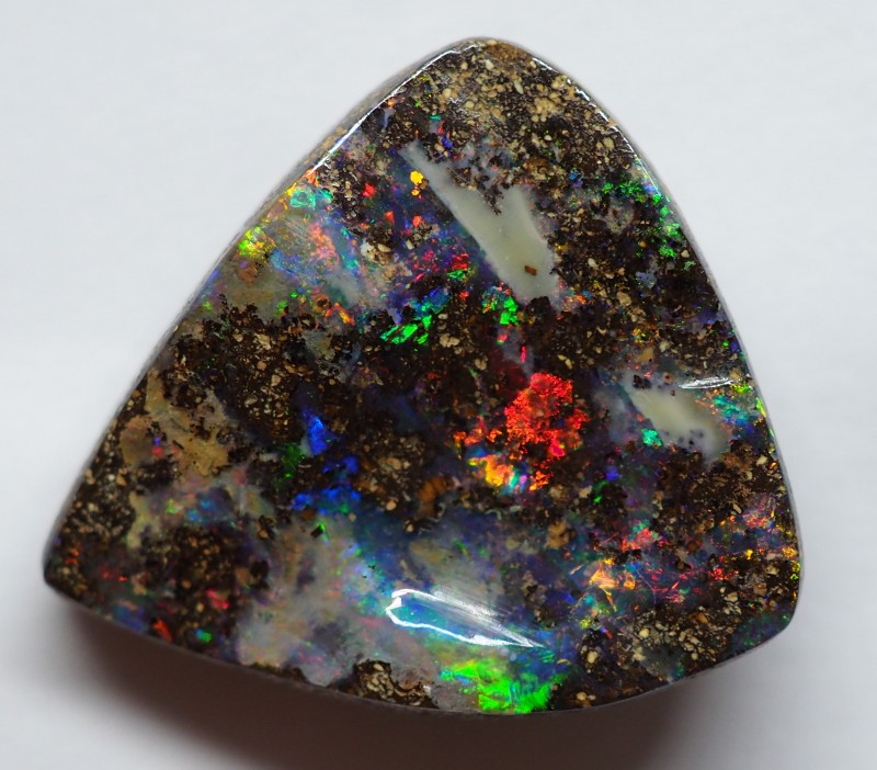 10.65CT QUEENSLAND BOULDER OPAL ZI164