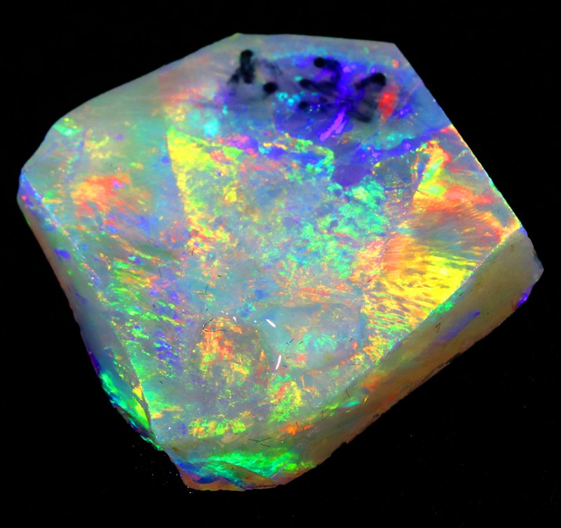 11.55Cts Mintabie opal Rough  WS378