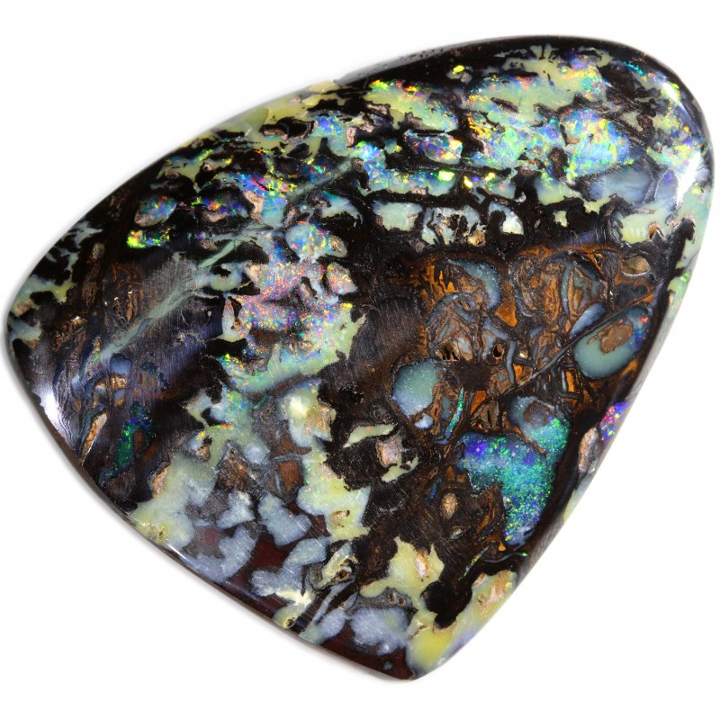 116.00 CTS BOULDER OPAL STONE [BMA4644]