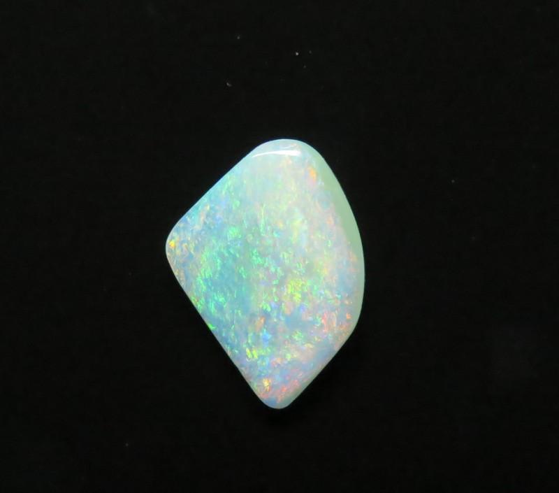 3.18ct  Queensland Boulder Crystal Pipe Opal