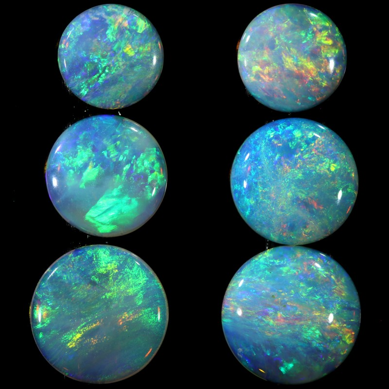 3.01 CTS CRYSTAL OPAL PARCEL  DEAL  CALIBRATED [C-SAFE234]
