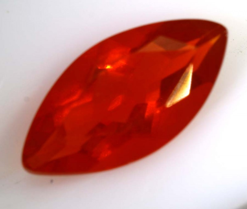 1.15-CTS MEXICAN  FIRE OPALS STONE   FOB-1636