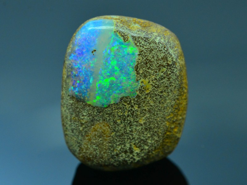 15.39 ct Australian Boulder Opal SKU-1