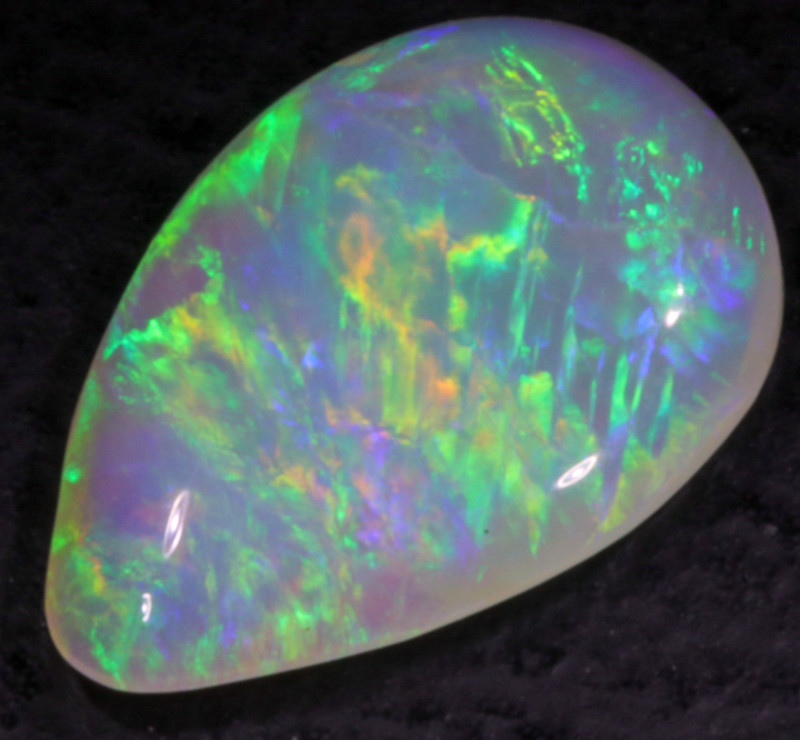 2.0 CT CRYSTAL OPAL FROM LR -  VERY BRIGHT