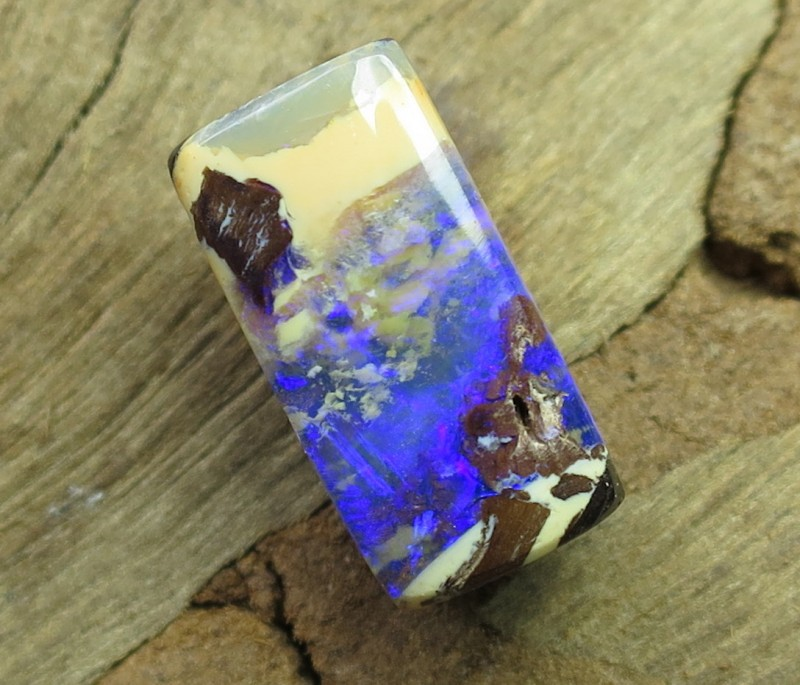 "5cts,""BOULDER PIPE OPAL~NO MIDDLE MAN!!!!"""