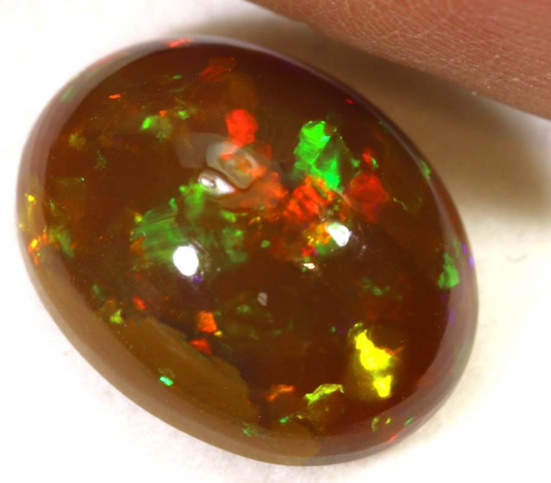 3.0 CTS ETHIOPIAN OPAL CABOCHON (NO treatment)  ANO-565