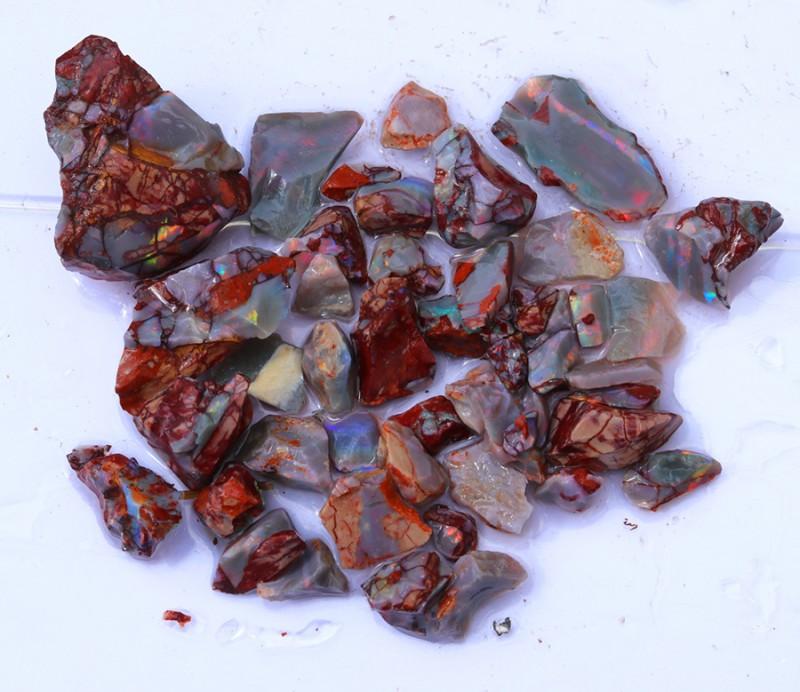 240.250Cts Allans Rise parcel Opal rough WS523