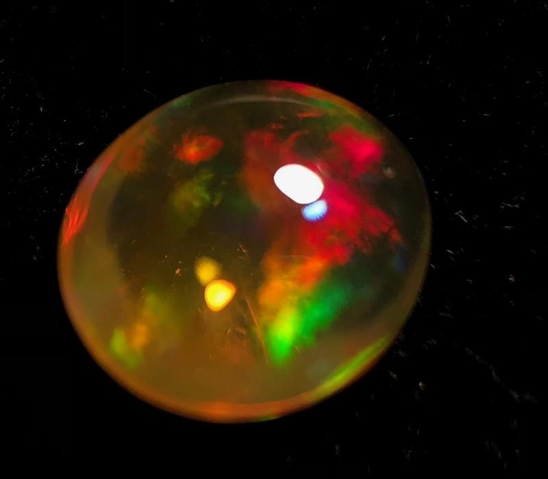 Cabochon Mexican 1.5ct Crystal Opal (OM)