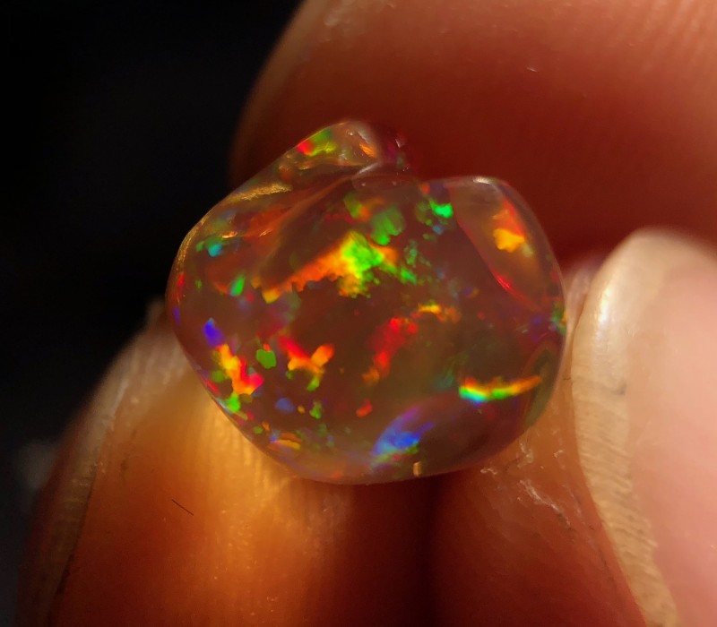 Top Mexican 4.17ct Crystal Opal (OM)