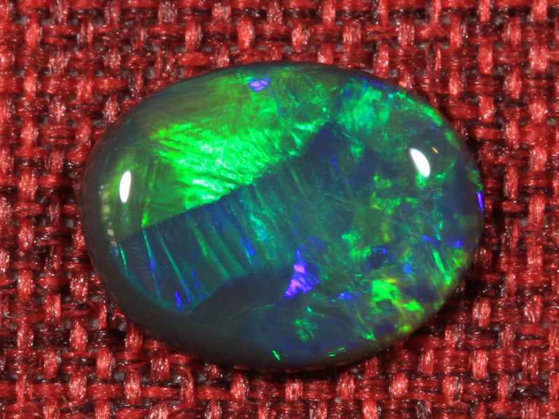 1.10ct -Namakaokahai- Lightning Ridge Opal [20498]