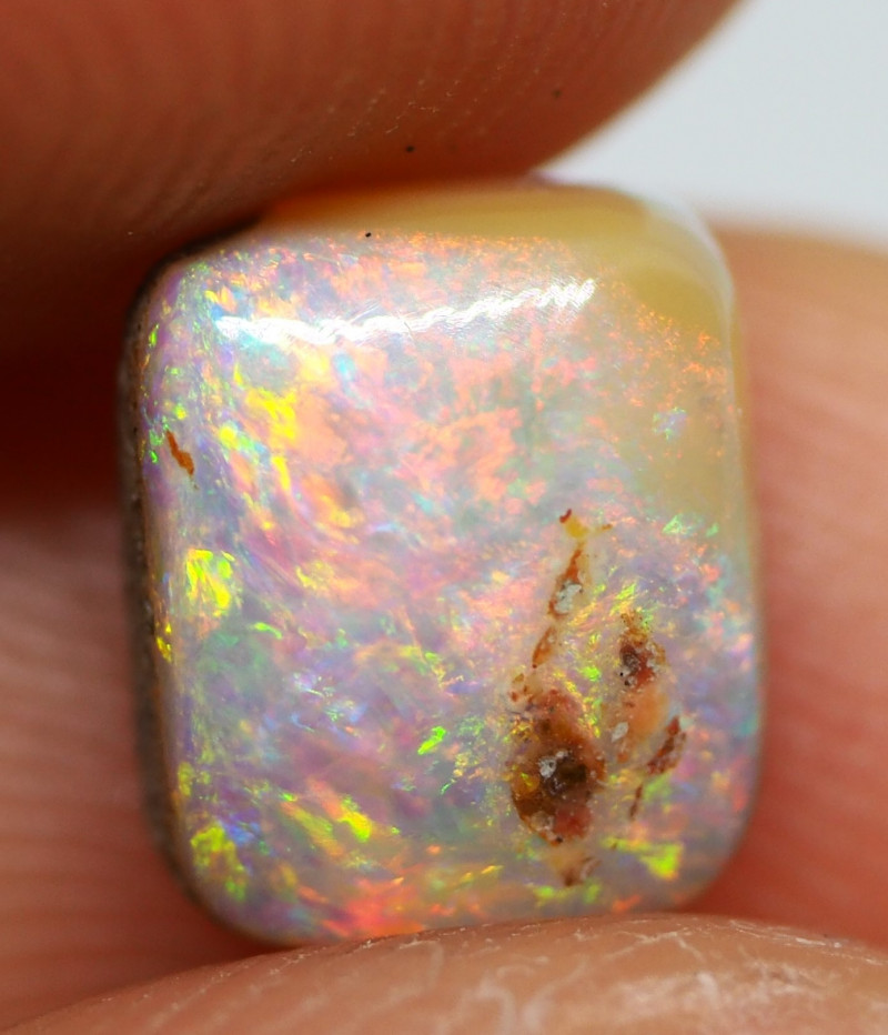 1.45CT VIEW PIPE WOOD REPLACEMENT BOULDER OPAL RE363