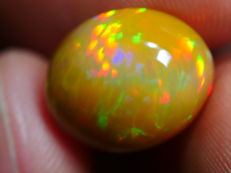 5.50 CRT DARK BASE DELUXE PRISM RAINBOW PLAY COLOR WELO OPAL-