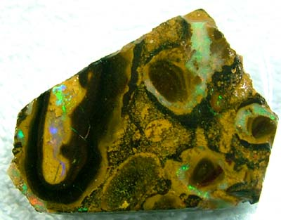 30.00 CTS OPAL YOWAH ROUGH SLAB   FJP 1456