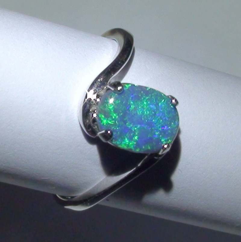 Details about  /0.15 ct Opal Gemstone 0.03 ct Natural Diamond 13 MM 14K 18K Solid Gold Earrings