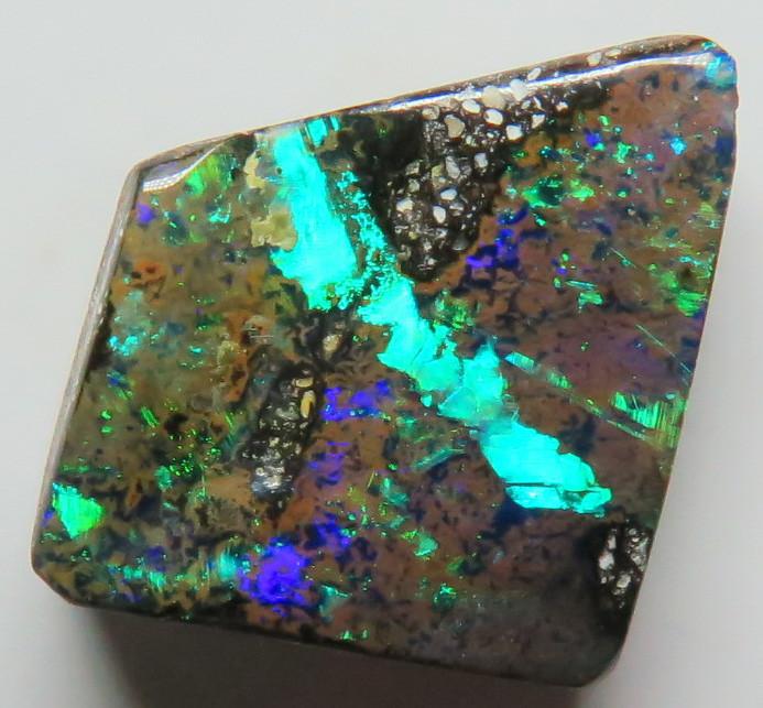3.82ct Queensland Boulder Opal Stone