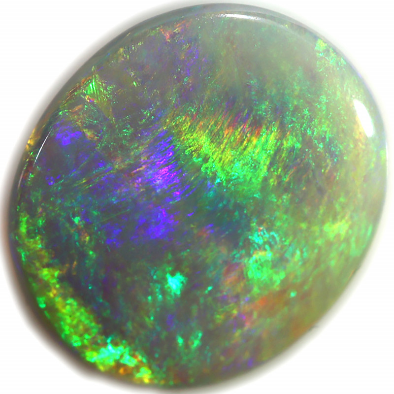 4.59 CTS CRYSTAL OPAL FROM MINTABIE [SAFE500]