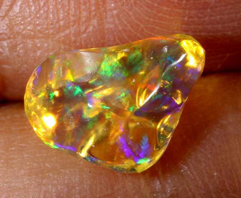 1.6-CTS MEXICAN  FIRE OPAL  FREEFORM  FOB-1768