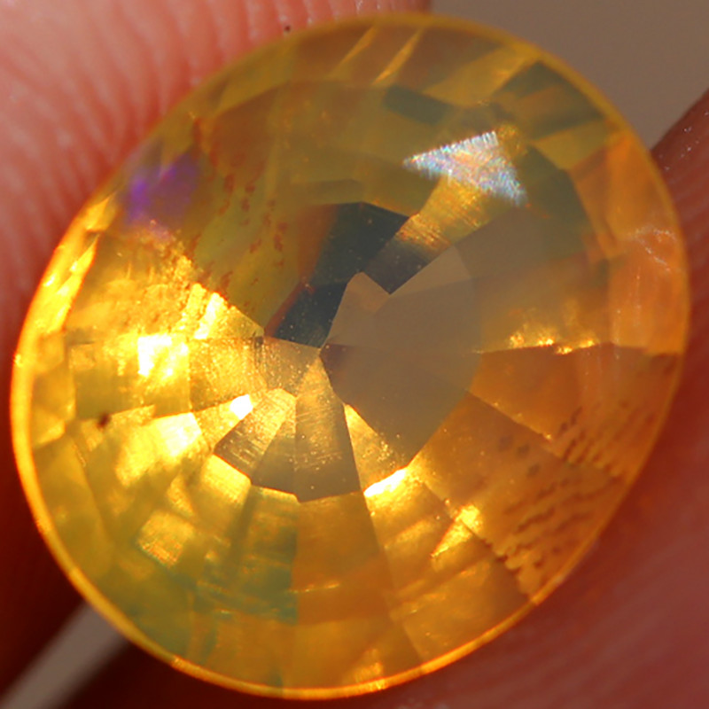 2.03 CTS FIRE OPAL FROM  SOUTH AUSTRALIA [SAFE520]