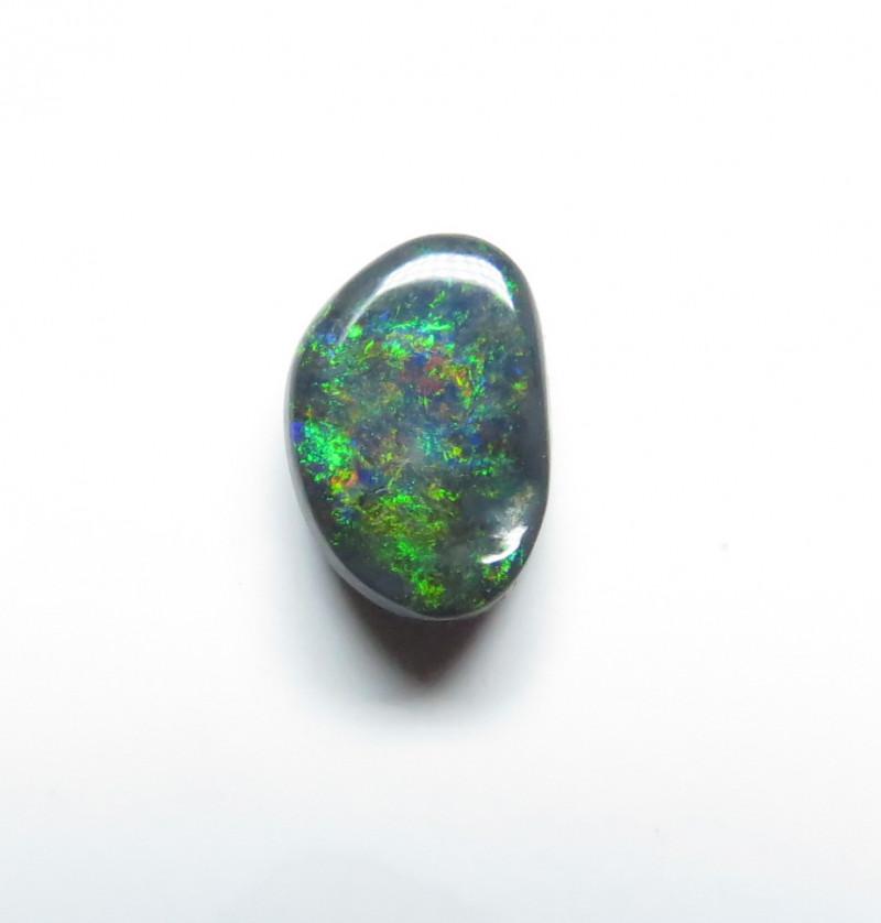 0.78t Lightning Ridge Black Opal stone
