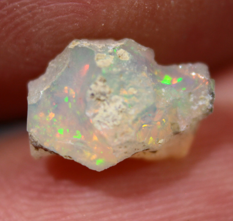 Cts1.60   FC252    .Rough Ethiopian Wello Opal   ~ Gem Grade -