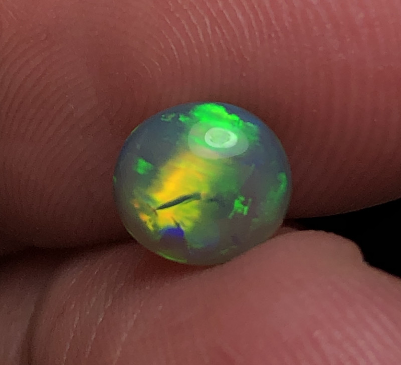1.50ct Lightning Ridge Crystal Opal LRS788