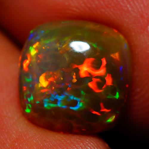 3.10 CT PYTHON SKIN MARK  RARE Quality Welo Ethiopian Opal