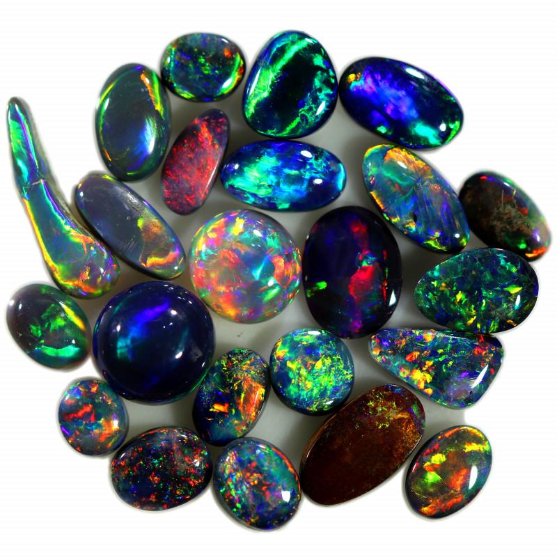 black opal parcel