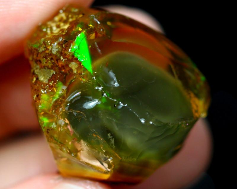 50cts Ethiopian Crystal Rough Specimen Rough /08