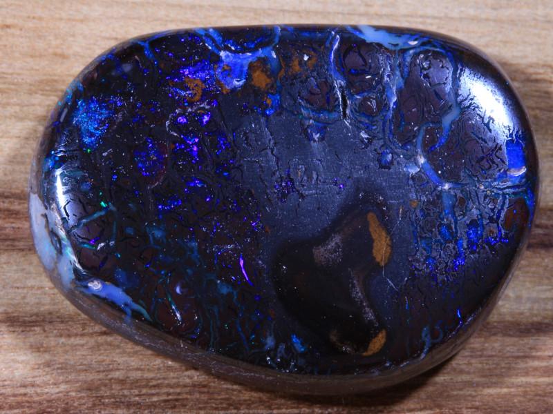 39.60ct-THE BLUEBELLES- Boulder Opal [20835]