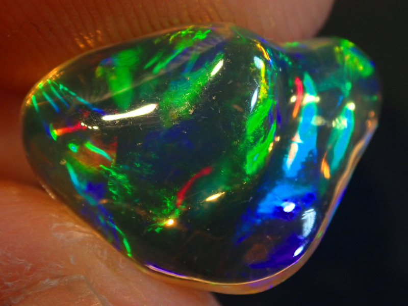3.77ct Mexican  Water Fire Opal