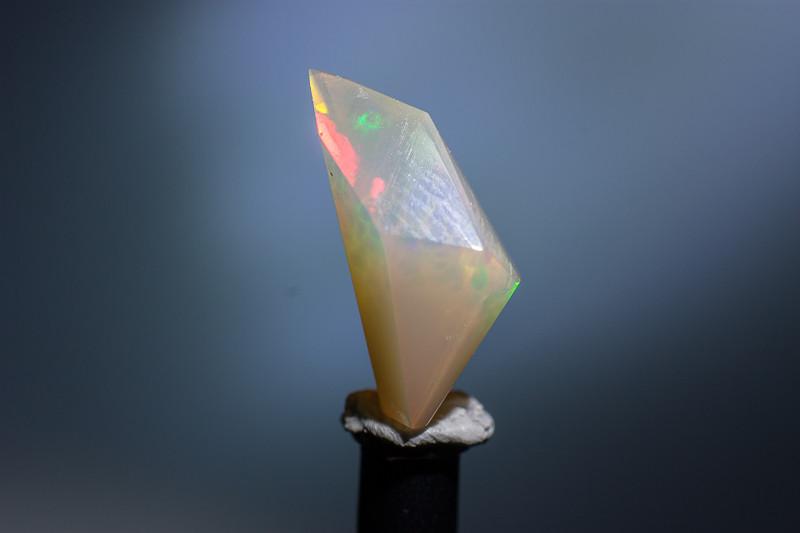 Freeform facet Ethiopian Opal 5.65  Cts. (OP2 )