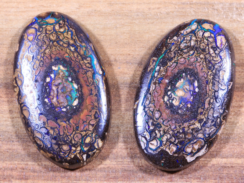 51.50ct- EYES OF THE SOUL-  Koroit Boulder Opal [20875]