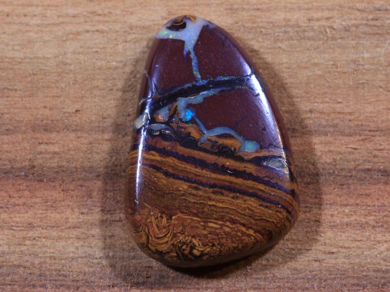 17.80ct- Australia Zachodnia-Koroit Boulder Opal [20881]