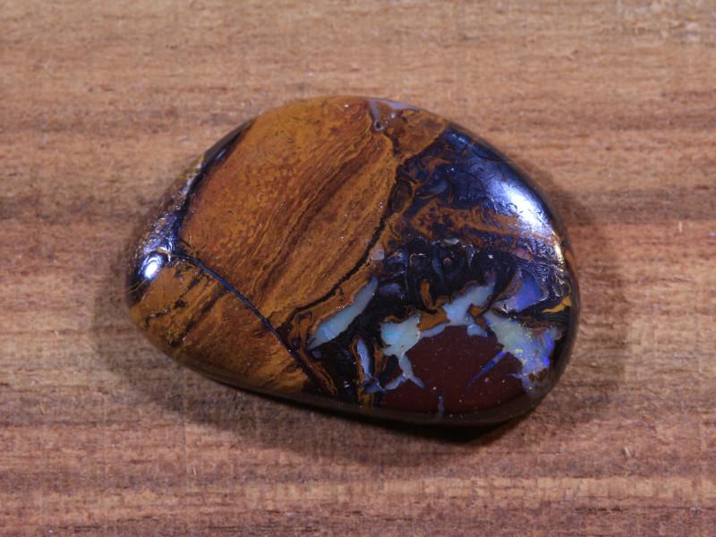 15.40ct- JUNE BUG-  Koroit Boulder Opal [20882]