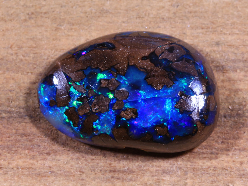 5.70ct -BIOLUMINESCENT-  Koroit Boulder Opal [20886]