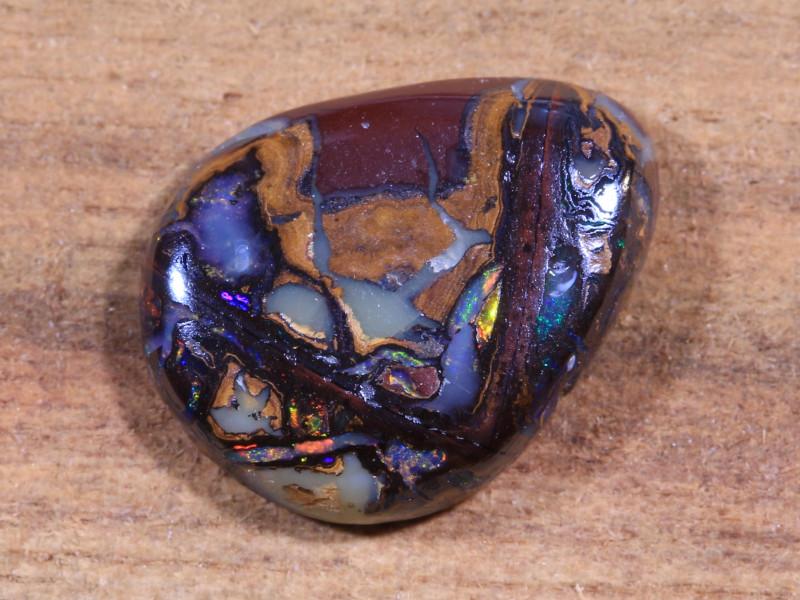 5.10ct -THE RAINBOW CONNECTION-Koroit Boulder Opal [20887]