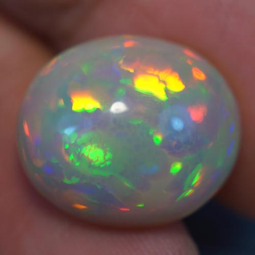 8.61 CT  RARE  Quality Welo Ethiopian Opal - BAA103