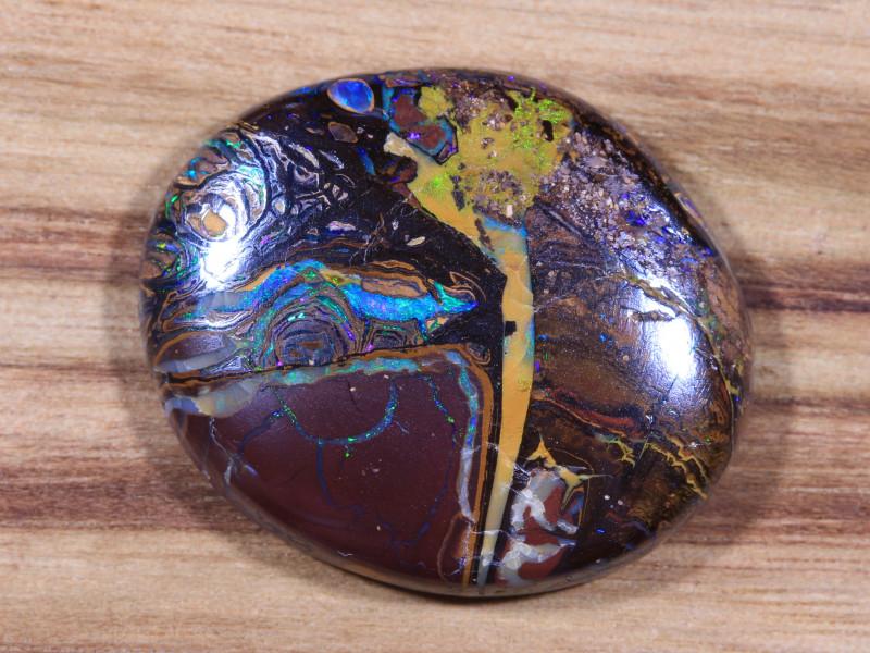 37.95ct -AUSTRALIAN FAUNA- Koroit Boulder Opal [20894]
