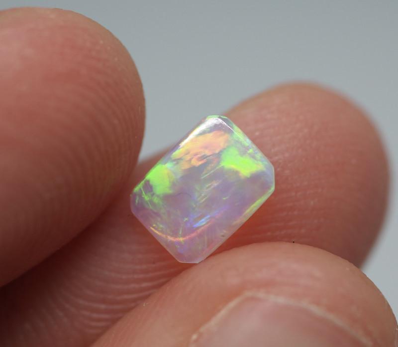 0.55CT Crystal Opal Lightning Ridge AG32