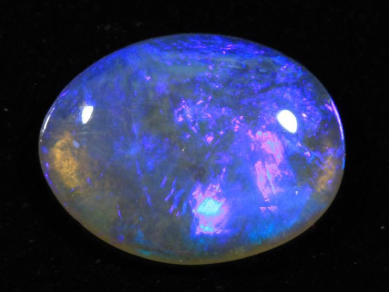 1.50ct -THE CLIPPER BUTTERFLY- Lightning Ridge Opal [21008]